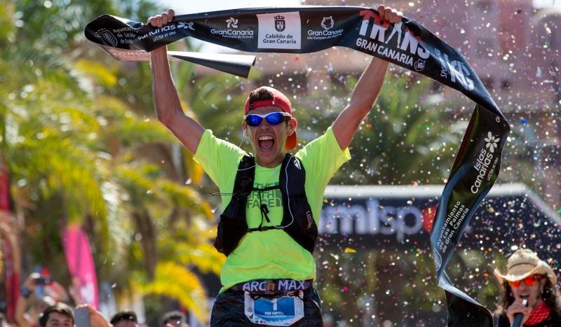 Pau Capell vinner Trans Gran Canaria